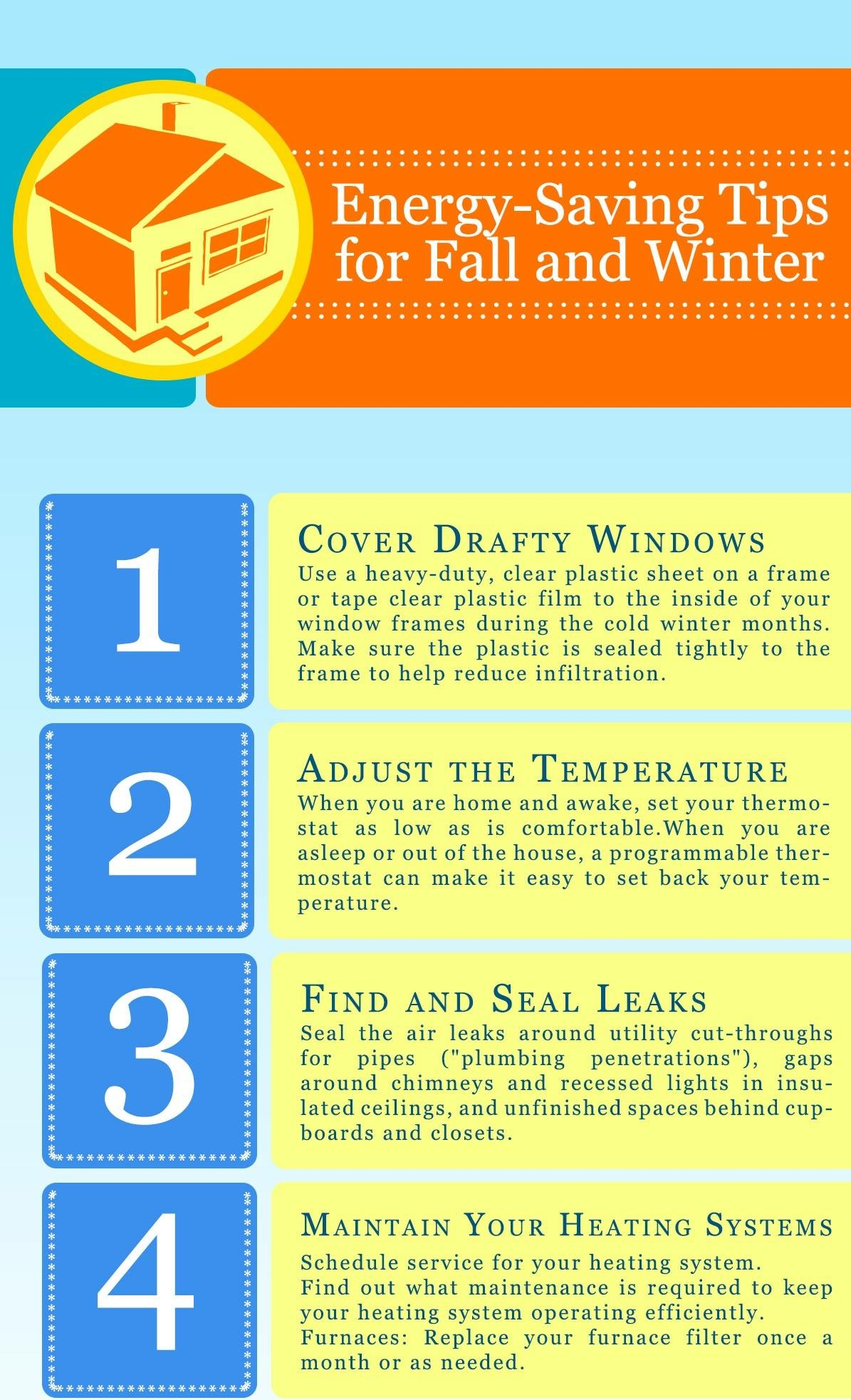 Heating Tips